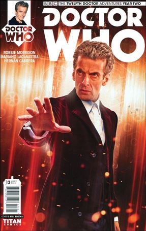 Doctor Who: The Twelfth Doctor Year Two 13-B