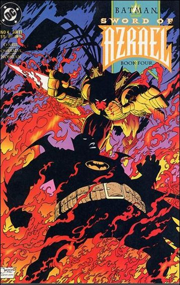 Batman: Sword of Azrael 4-A by DC