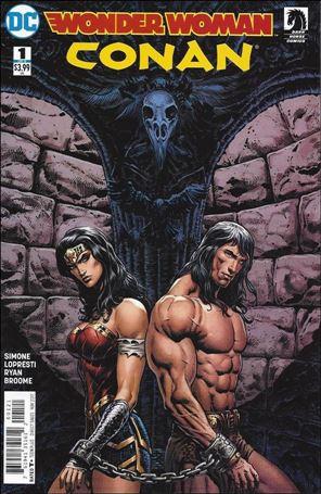 Wonder Woman/Conan 1-B