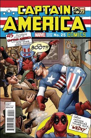 Captain America (2013) 25-D