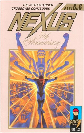 Nexus (1985) 50-A by First