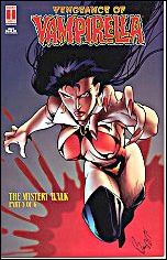 Vengeance of Vampirella 16-B by Harris