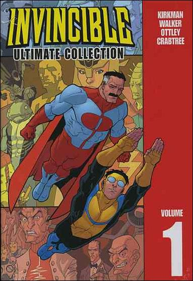 Invincible: Ultimate Collection 1-B by Image