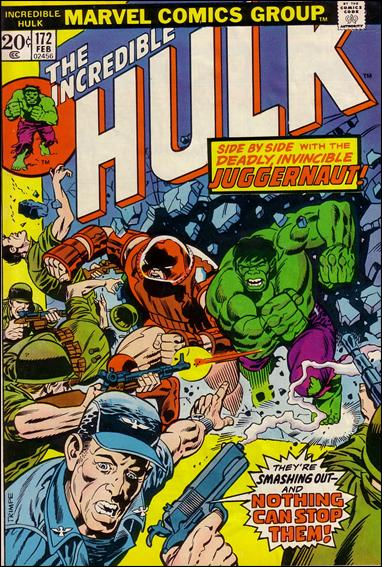 Incredible Hulk (1968) 172-A by Marvel