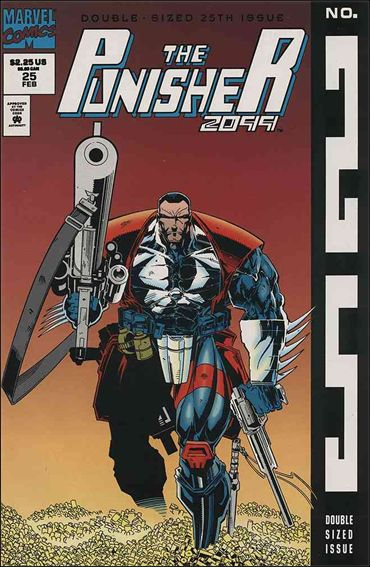 Punisher 2099 (1993) 25-B by Marvel