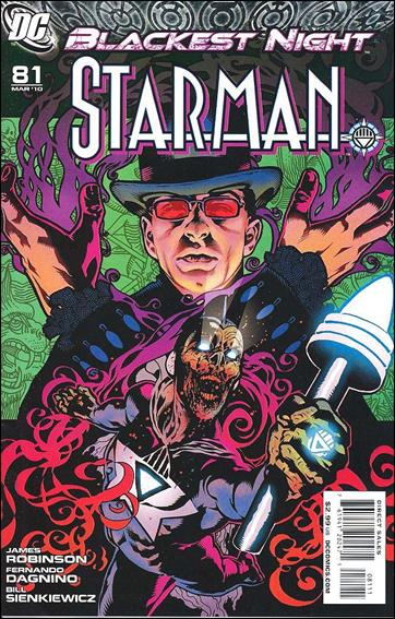 Starman (1994) 81-A by DC