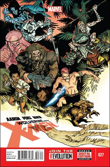 Wolverine & the X-Men 27-A by Marvel