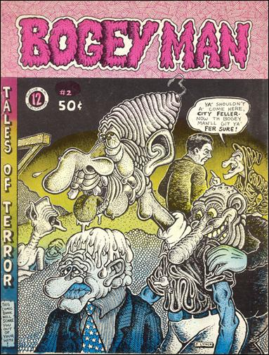 Bogeyman 2-A by San Francisco Comic Book Company