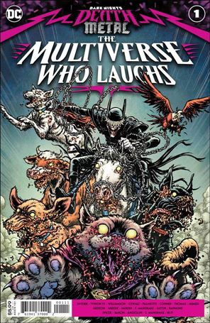 Dark Nights: Death Metal - The Multiverse Who Laughs 1-A