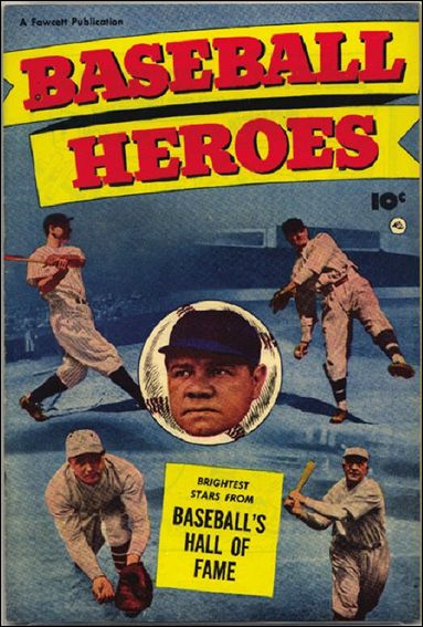 Baseball Heroes 1-A by Fawcett