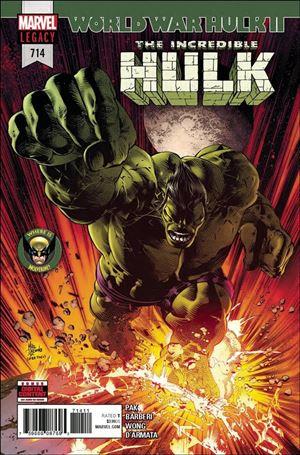 Incredible Hulk (1968) 714-A