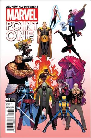 All-New All-Different Point One 1-C
