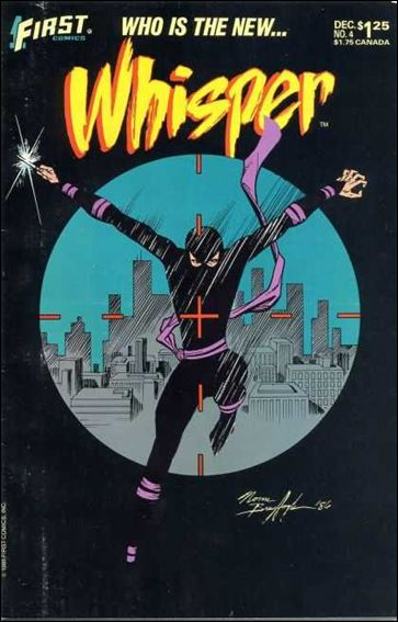 Whisper (1986) 4-A by First
