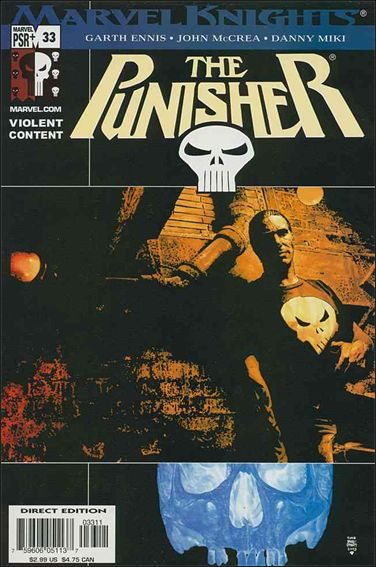 Punisher (2001) 33-A by Marvel