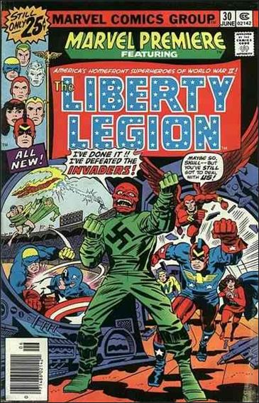 Marvel Premiere 30-A by Marvel