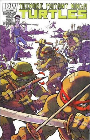 Teenage Mutant Ninja Turtles (2011) 14-C