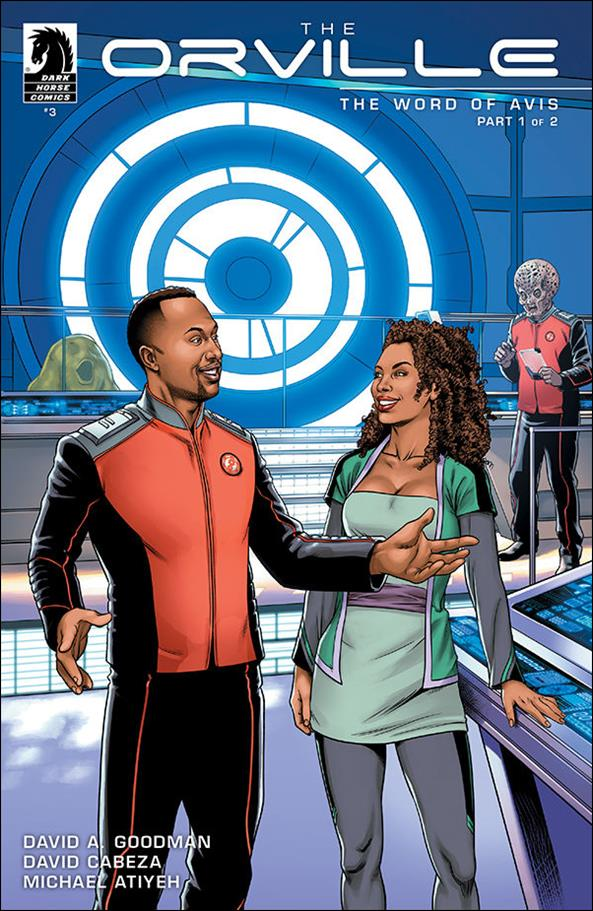Orville 3-A by Dark Horse