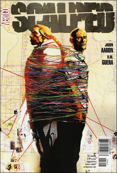 Scalped 16-A by Vertigo