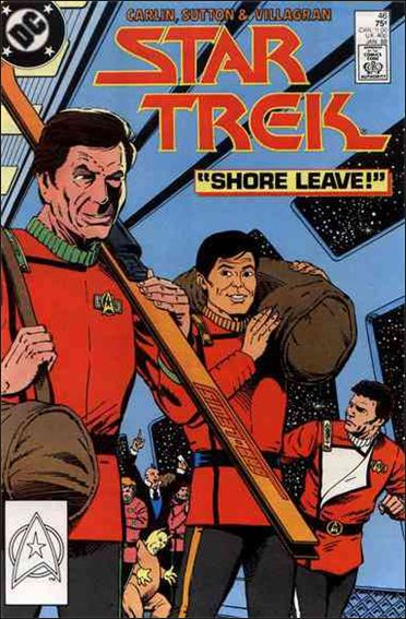 Star Trek (1984) 46-A by DC