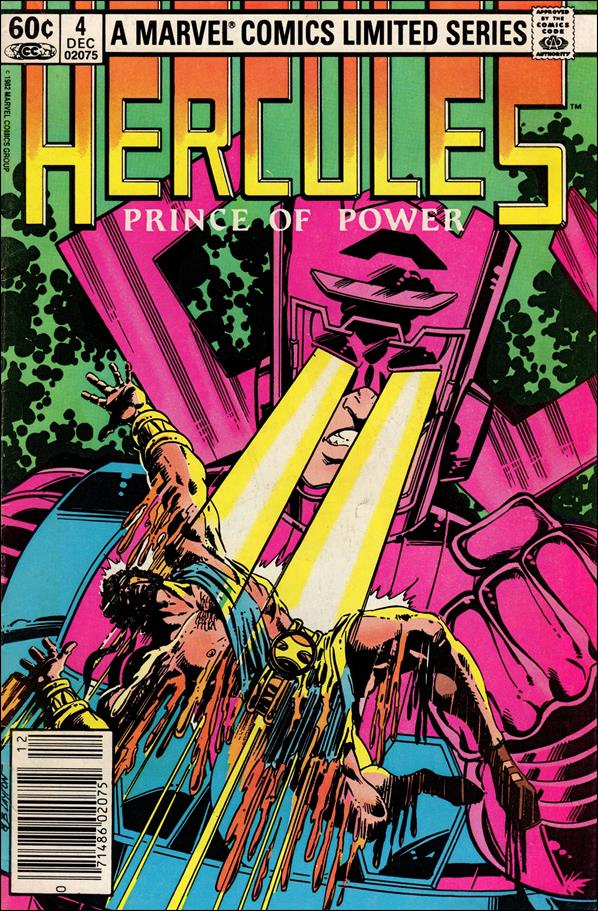 Hercules (1982) 4-A by Marvel