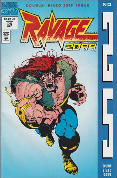 Ravage 2099 25-B by Marvel