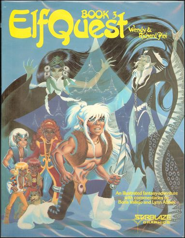Elfquest 3-A by Donning Company