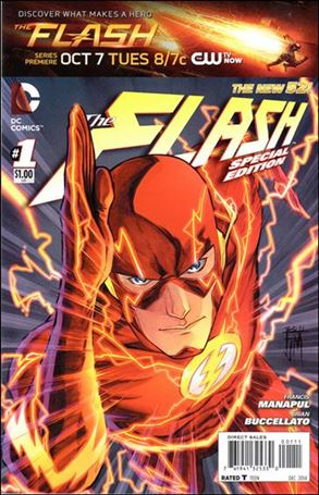 Flash (2011) 1-F