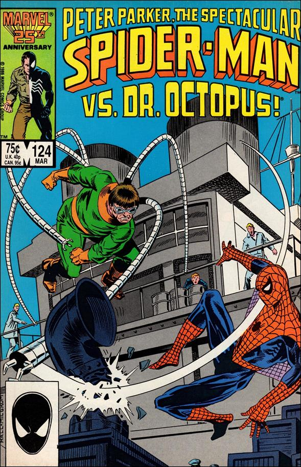 Spectacular Spider-Man (1976) 124-A by Marvel