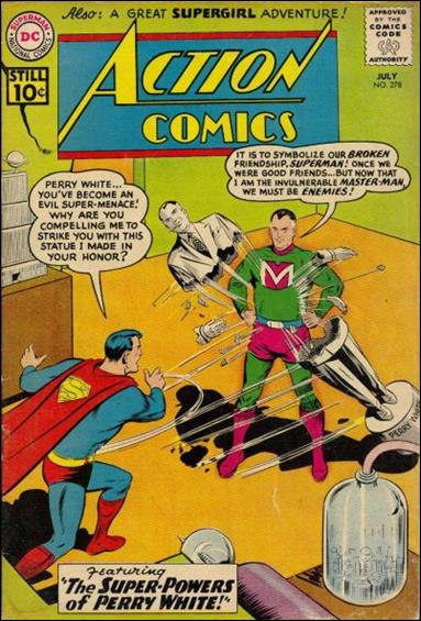 Action Comics (1938) 278-A by DC