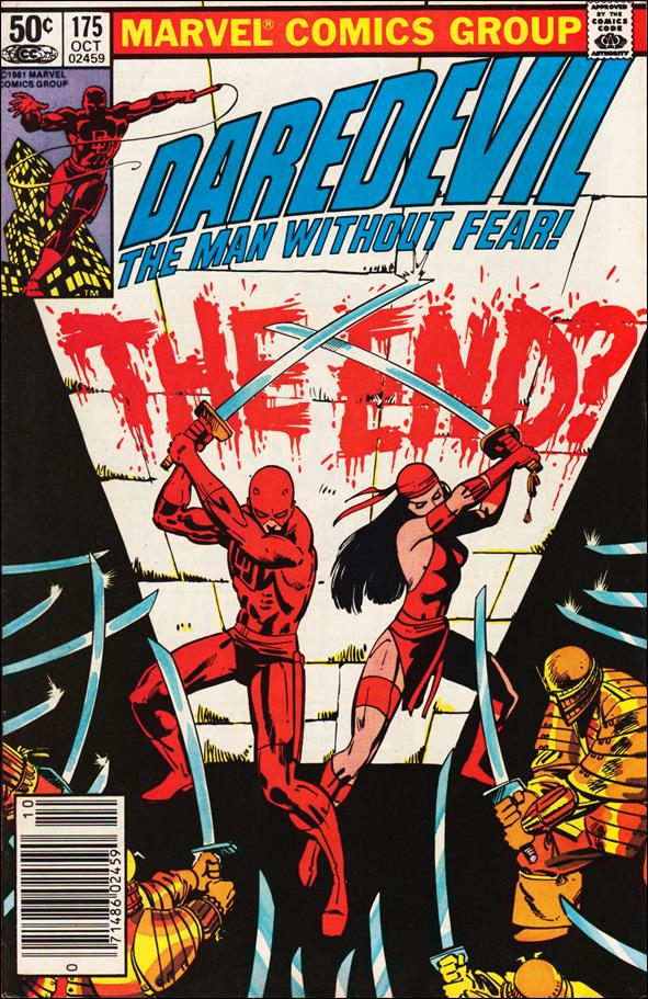 Daredevil (1964) 175-A by Marvel