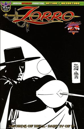 Zorro: Swords of Hell 4-C