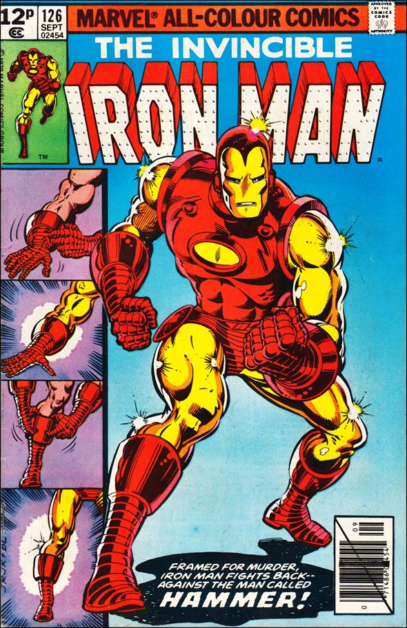 Iron Man (1968) 126-B by Marvel