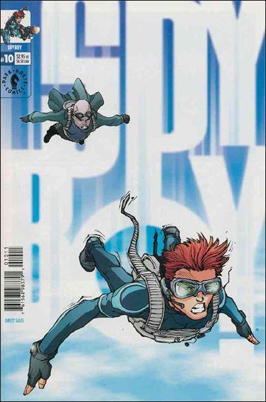 SpyBoy 10-A by Dark Horse