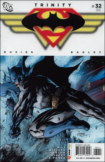 Trinity (2008) 32-A by DC