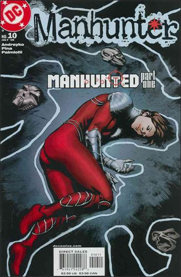 Manhunter (2004) 10-A by DC