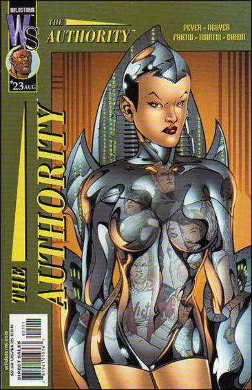 Authority (1999) 23-A by WildStorm