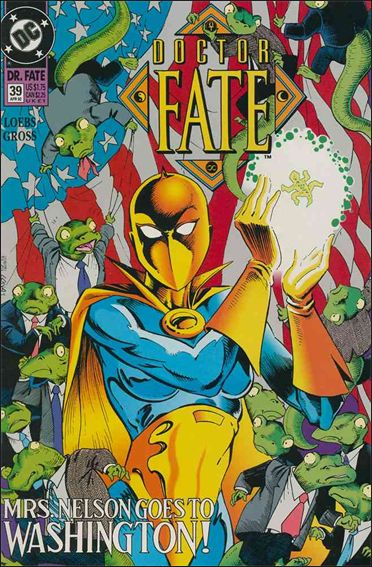 Doctor Fate (1988) 39-A by DC
