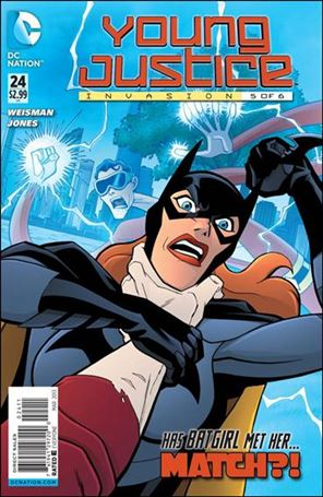 Young Justice (2011) 24-A