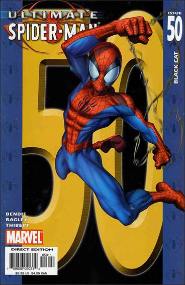 Ultimate Spider-Man (2000) 50-A by Marvel