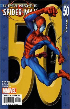 Ultimate Spider-Man (2000) 50-A