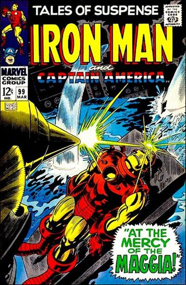 Tales of Suspense (1959) 99-A by Marvel