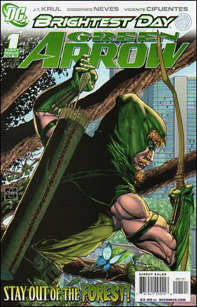 Green Arrow (2010/08) 1-B by DC