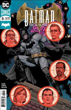 Batman: Sins of the Father 5-A