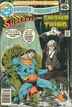 DC Comics Presents (1978) 8-A