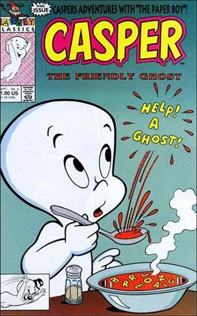Casper the Friendly Ghost (1991) 4-A