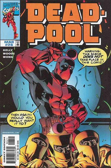 Deadpool (1997) 26-A by Marvel