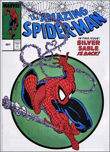 Amazing Spider-Man (1963) 301-B by Marvel