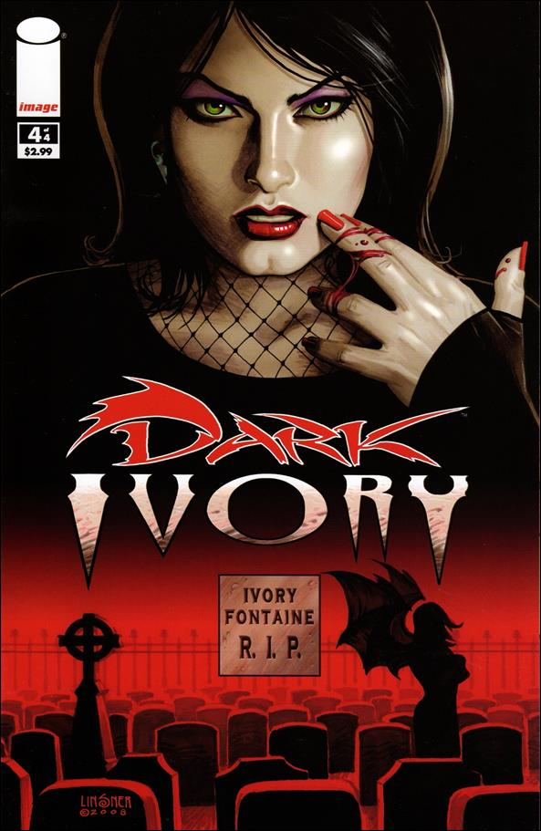 Dark Ivory (2008) 4-A by Image