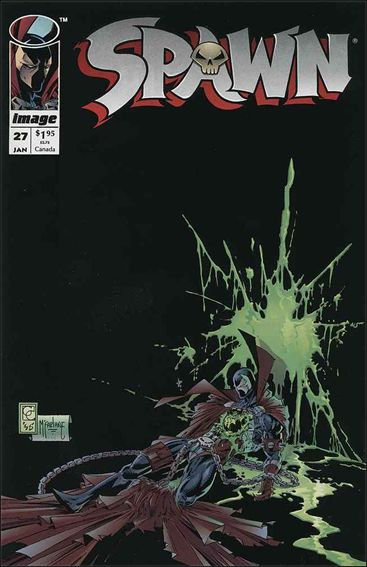 Spawn 27-A by Image