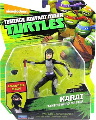 Teenage Mutant Ninja Turtles (2012) Karai